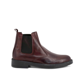 SB 3012 Leather Chelsea Boots