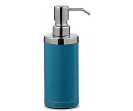 Scandinavian Bathroom Soap Dispenser - Blue
