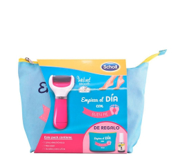 Scholl Velvet Smooth Express Manicuresæt - 3 Delen