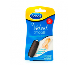 Scholl Velvet Smooth Refill - 2 pcs.