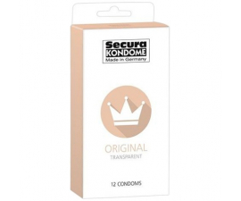 Secura Original Condoms - 12 items