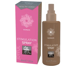 Shiatsu Stimulation Spray - 30ML