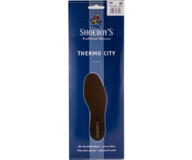Shoeboy's Thermo City Shoe Insoles