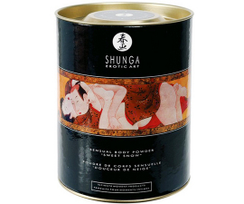 Shunga Sensual Body Powder - Blazing Cherry