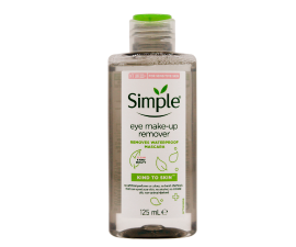 Simple Kind To Skin Eye Make-up Remover - 125ML