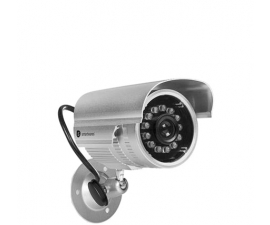 Smartware Outdoor False Surveillance Camera Silver