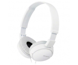 Sony MDR-ZX110 Headphones – White