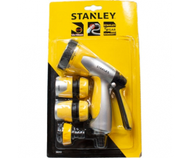 Stanley Deluxe Shower Gun Set - 4 parts