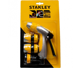 Stanley Shower Gun Set - 4 parts