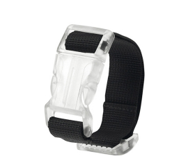 BasicPlus luggage Strap - Black