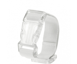 BasicPlus Luggage Strap - White