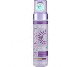 SUNkissed Professional Instant Self Tan Mousse - Dark