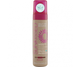 SUNkissed Self tan Mousse - Medium
