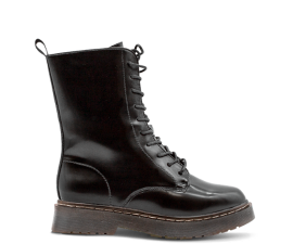 Super Mode Boots - Black