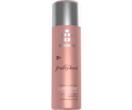 Swede Fruity Love Lubricant Sparkling Strawberry Wine - 100ml