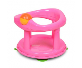 Safety 1st Swinging Bath Seat-Pink