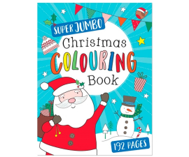 Tallon Super Jumbo Christmas Coloring Book