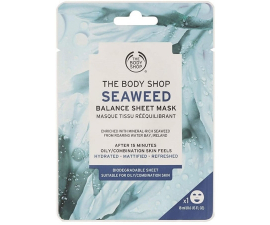 The Body Shop Seaweed Face Mask