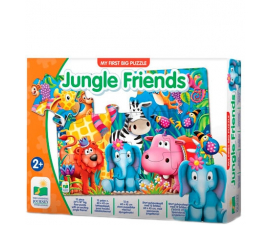 The Learning Journey Jungle Puzzles