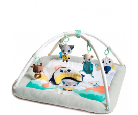 The Tiny Love Plush Polar Wonders Activity Blanket