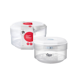 Tommee Tippee - 2-in-1 Sterilizer