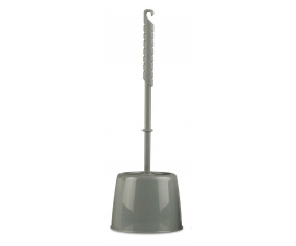 Toilet brush in Plastic - Grey