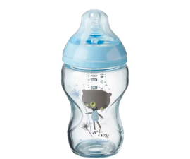 Tommee Tippee Closer To Nature Baby Bottle - 250 ml