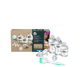 Tommee Tippee Closer To Nature Bottle Set