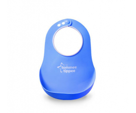 Tommee Tippee Catch All Bib - Blue