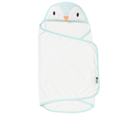 Tommee Tippee Swaddle Dry Towel 0-6 months - Percy