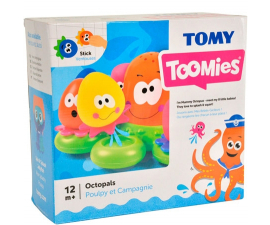 Tomy Toomies Octopals Bathtime Toys