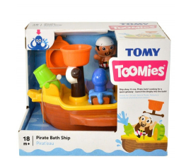 Tomy Toomies Pirate Ship Badelegetøj
