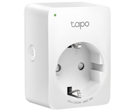 Tp-link Tapo P100 Mini Smart Wi-Fi Power Outlet
