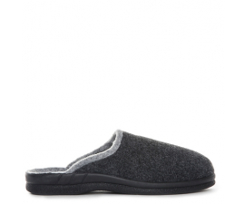 Duffy Slippers - Dark Grey