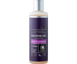 Urtekram Purple Lavender Shower Gel - 250 ml
