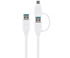 Goobay USB 3.0 Cable USB-A To USB-C Adapter - 0,5 meter