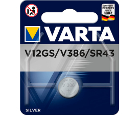 U2 Bike Varta Silver V12GS Battery