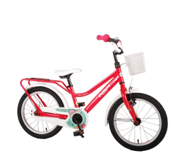 VOLARE Brilliant Childrens Bicycle Red - 4-6 years