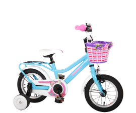 VOLARE Brilliant Childrens Bicycle Blue - 3-4.5 years