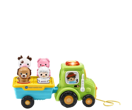 VTech Shapes & Animals Toy Tractor