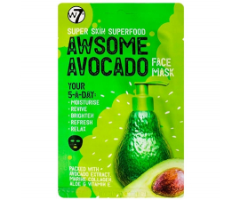 W7 Awsome Avocado Face Mask