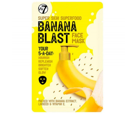 W7 Banana Blast Face Mask