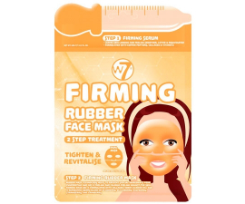 W7 Firming Rubber Face Mask