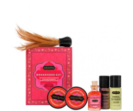 Kamasutra Weekender Kit - Strawberry Dreams