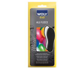Woly Kids Alu Fleece Insoles