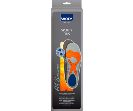 Woly Plus Sports soles- 2 pieces