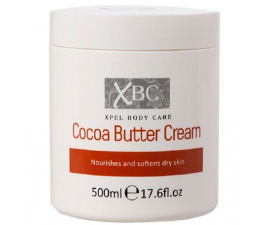 XBC Cocoa Butter Body Lotion - 500ml