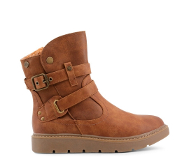 Xti Ankle Boot - Camel