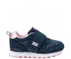 Xti Children's Shoes - Navy & Nude
